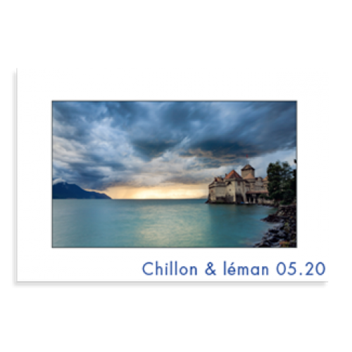 Chillon & Léman - Mai 2020